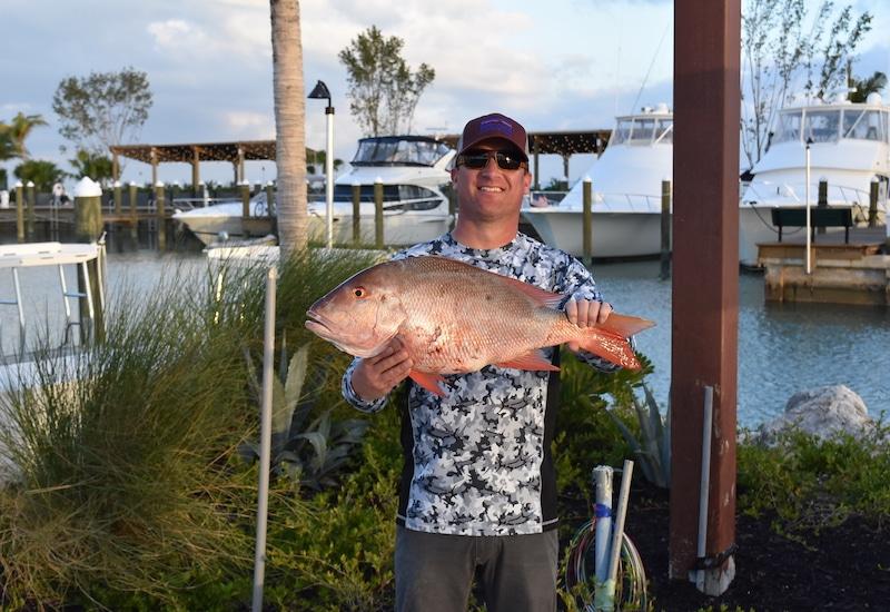 Islamorada reef fishing