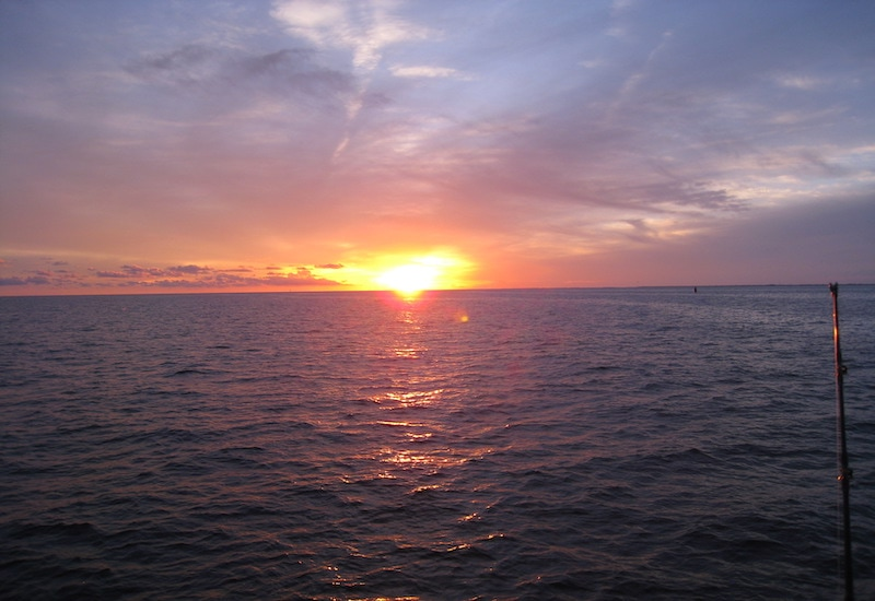 sunset cruise Islamorada