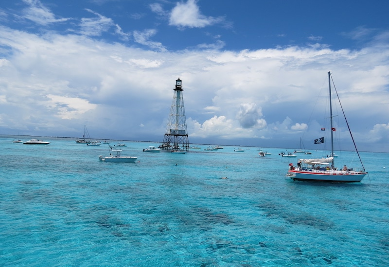 Islamorada snorkeling tour